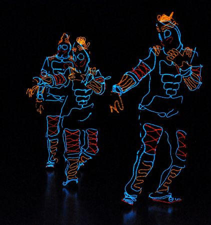 EL Wire Dance Troupe #341<br>2,668 x 2,848<br>Published 2 years ago